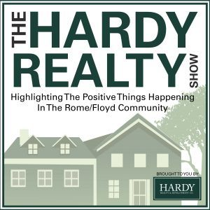 The Hardy Realty Show – Ali Booker and Chris Kerr with the Rome Area Council For The Arts