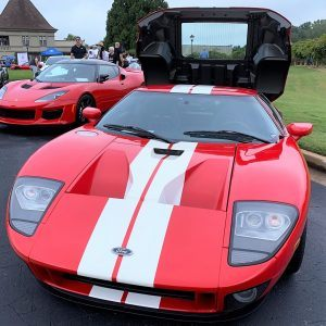 1st Annual Cars of Chateau Charity Exotic Car Show