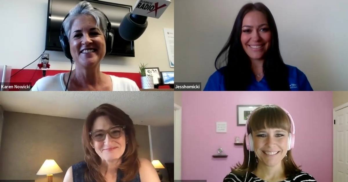 Mitzi-Krockover-with-SSB-Solutions-Jessica-Homicki-with-CVR-and-Karen-Nowicki-with-Phoenix-Business-RadioX-E12
