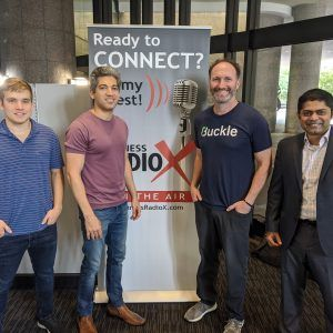 Tech Talk: Dustin Walsey with Buckle, Ram Gopalakrishnan with Bricz and Shep Ogden with Scout Social
