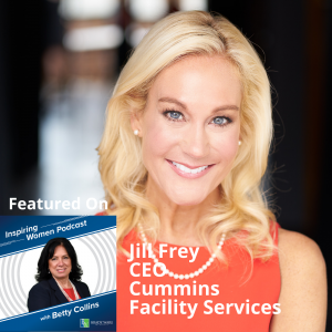 The Value of Forward Thinking – An Interview with Jill Frey, Cummins Facility Services