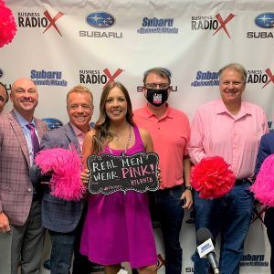 "American Cancer Society's ""Real Men Wear Pink of Atlanta"" Campaign"