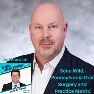 Sean Wild, Pennsylvania Oral Surgery & Dental Implant Centers and Practice Metrix