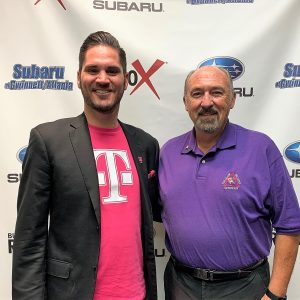 Matt Moeck with Next Star Communications/T-Mobile
