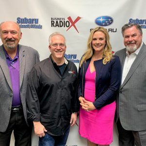 """Cheers to the Years"": 8 Years of Gwinnett Business Radio"
