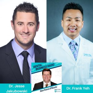 Dr. Jesse Jakubowski, Bay Center for Oral and Implant Surgery and Dr. Frank Yeh, Coastal Virginia Oral and Maxillofacial Surgery