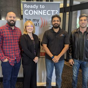 Tech Talk: Adwait Joshi with DataSeers, Karen Cashion with Tech Alpharetta and Jason Perez with Yardz