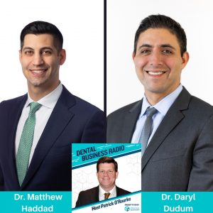 Dr. Matthew Haddad and Dr. Daryl Dudum, Endo1 Partners