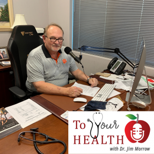 Seasonal Affective Disorder- Episode 46, To Your  Health With Dr. Jim Morrow