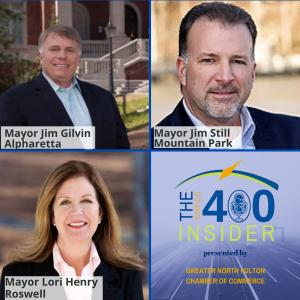North Fulton Mayors Appreciation Luncheon 2020