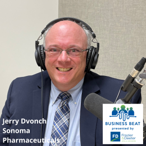 Jerry Dvonch, Sonoma Pharmaceuticals