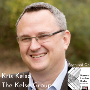 Overcoming Imposter Syndrome, with Kris Kelso, The Kelso Group