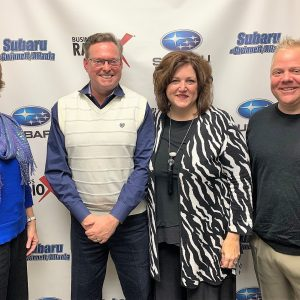 MARKETING MATTERS WITH RYAN SAUERS: Michelle Sutter with World Insurance Association Consulting Group and Rick Sutter with The Agents' Marketing Group