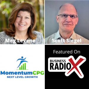 Meg Levene and Scott Siegel, MomentumCPG