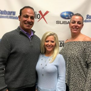 Tim & Chrystal Mansour of TC Quality Roofing and Denise Gray of DKS Esthetics