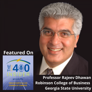 Wellstar Chamber Luncheon Series:  2021 Economic Outlook with Professor Rajeev Dhawan, Robinson College of Business at Georgia State University