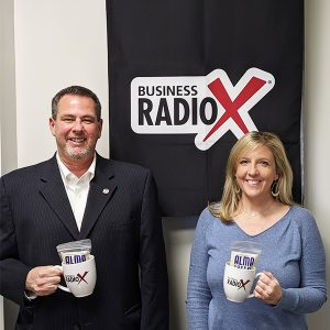 Kristen Williams from Kids Boost and Jeff A. Cohen from Odyssey Inc.