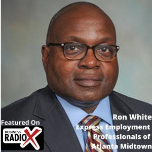 Ron White, Express Employment Professionals of Atlanta Midtown