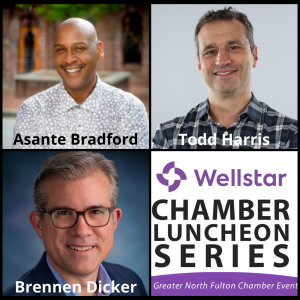 Wellstar Chamber Luncheon Series: Esports Industry Impact, with Todd Harris, Skillshot Media and Brennen Dicker, Creative Media Industries Institute at GSU