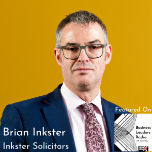 The Ethical Dilemma of Using the Clubhouse App, with Brian Inkster, Inkster Solicitors