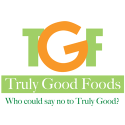 Angela Bauer with Truly Good Foods