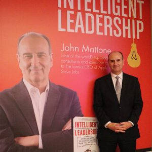 Franchise Bible Coach Radio: John Mattone with Intelligent Leadership Executive Coaching Franchise