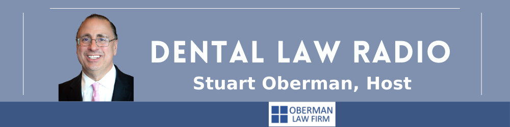 Dental-Law-Radio-Banner