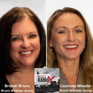 Brandi Bruns and Courtney Wheeler, Bruns Wheeler Group