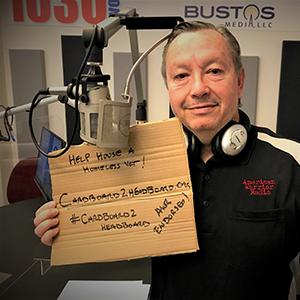 TMB E60: Ben Buehler-Garcia Cardboard 2 Headboard
