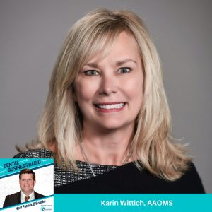 Karin Wittich, American Association of Oral and Maxillofacial Surgeons (AAOMS)