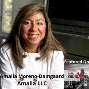 Amalia Moreno-Damgaard, Amalia Latin Gourmet