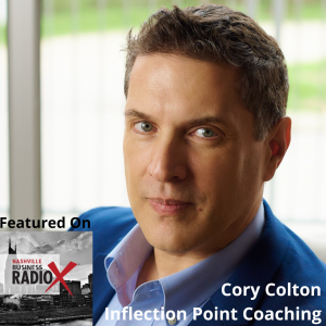 Cory Colton, Inflection Point Coaching