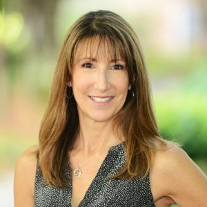 Sharon Goldmacher with communications 21