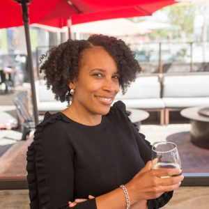 Sheree Williams with The Global Food and Drink Initiative