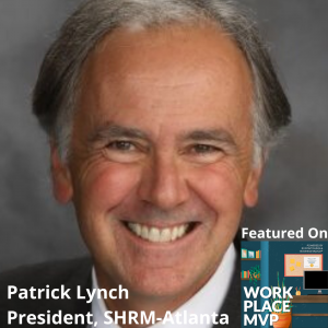 Patrick Lynch, SHRM-Atlanta