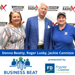 Frazier & Deeter's Business Beat: Jackie Cannizzo, C5 Georgia Youth Foundation