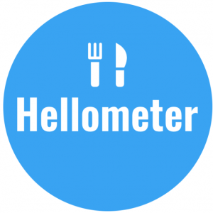 Alexander Popper with Hellometer