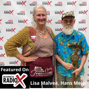 Lisa Malvea, Caring Transitions, and Hans Meier, Hans Wooden Puzzles