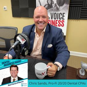 Chris Sands, Pro-Fi 20/20 Dental CPAs