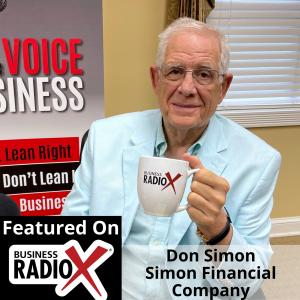 Donald Simon, Simon Financial Company