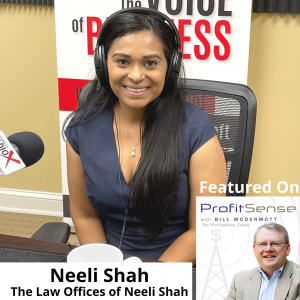 Three Gaps a Business Owner Must Define in Planning an Exit, with Estate Planning Attorney Neeli Shah
