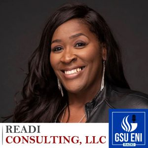 Elissa Russell with READI Consulting