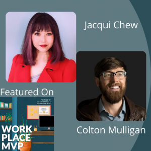 Bipolar Disorder in the Workplace, with Jacqui Chew, iFusion, and Colton Mulligan, FoxFuel Creative
