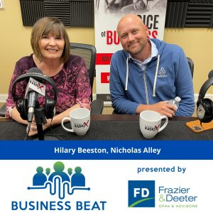 What You Must Know if the Federal Government is Your Customer, with Dr. Nicholas Alley and Hilary Beeston, Area-I