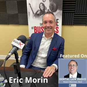 Growing Your Practice Through Effective Leadership, with Eric Morin, Tower Leadership