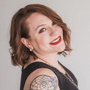 Paula Shepherd With The Courage Blueprint