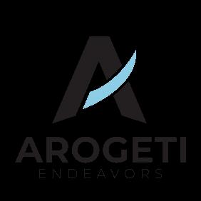 Scott and Jordan Arogeti With Arogeti Endeavors