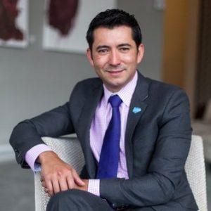 Enrique Ortegón With Salesforce