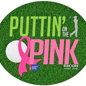 """Ricoh's 6th Annual """"Puttin' on the Pink"""" Golf Tournament benefiting American Cancer Society"""