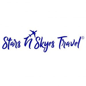 Nita Cooper with Stars N Skyes Travel and Monique Dorsainvil with Facebook